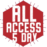 5 Day All Access Meal Plan